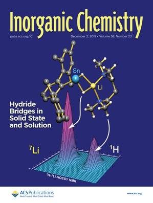 Inorganic Chemistry: Volume 58, Issue 23