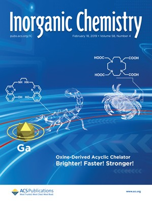 Inorganic Chemistry: Volume 58, Issue 4