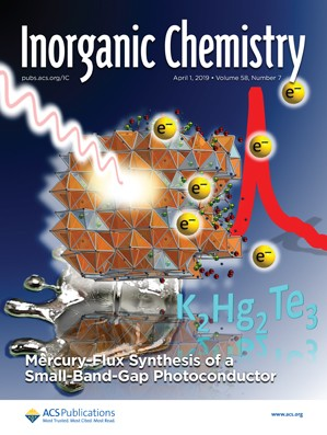 Inorganic Chemistry: Volume 58, Issue 7
