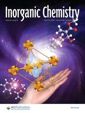 Inorganic Chemistry: Volume 58, Issue 8