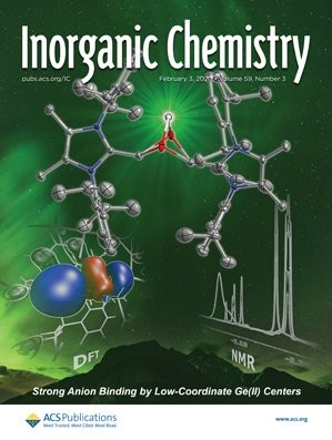 Inorganic Chemistry: Volume 59, Issue 3