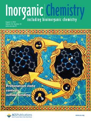 Inorganic Chemistry: Volume 53, Issue 15