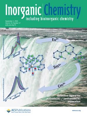 Inorganic Chemistry: Volume 53, Issue 17
