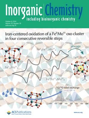 Inorganic Chemistry: Volume 53, Issue 19