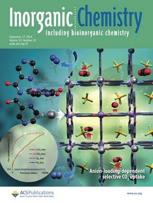 Inorganic Chemistry: Volume 53, Issue 22