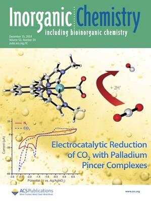 Inorganic Chemistry: Volume 53, Issue 24
