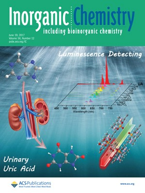 Inorganic Chemistry: Volume 56, Issue 12