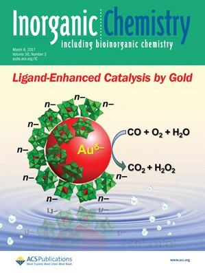Inorganic Chemistry: Volume 56, Issue 5
