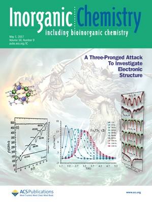 Inorganic Chemistry: Volume 56, Issue 9