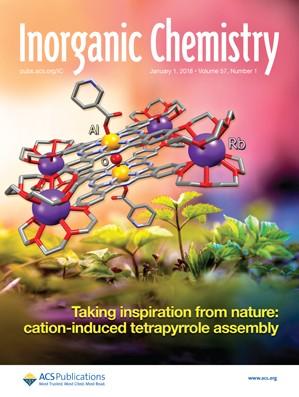 Inorganic Chemistry: Volume 57, Issue 1