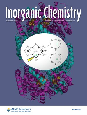 Inorganic Chemistry: Volume 57, Issue 12