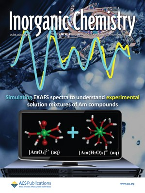 Inorganic Chemistry: Volume 57, Issue 14
