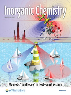 Inorganic Chemistry: Volume 57, Issue 15