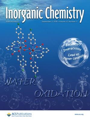 Inorganic Chemistry: Volume 57, Issue 17