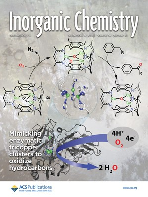 Inorganic Chemistry: Volume 57, Issue 18