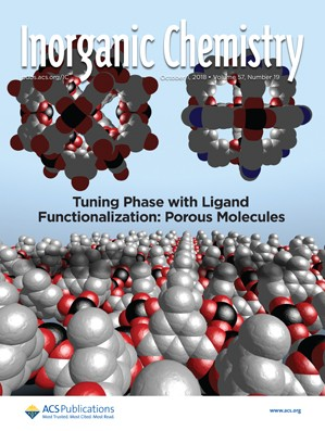 Inorganic Chemistry: Volume 57, Issue 19