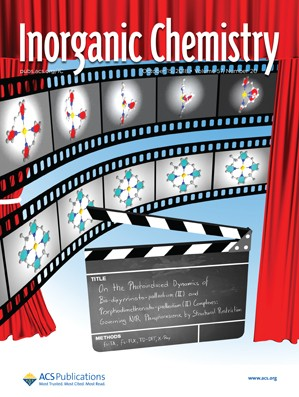 Inorganic Chemistry: Volume 57, Issue 20