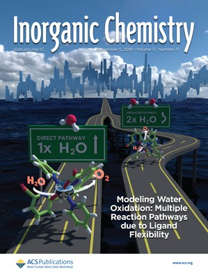 Inorganic Chemistry: Volume 57, Issue 21