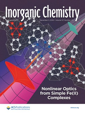 Inorganic Chemistry: Volume 57, Issue 23