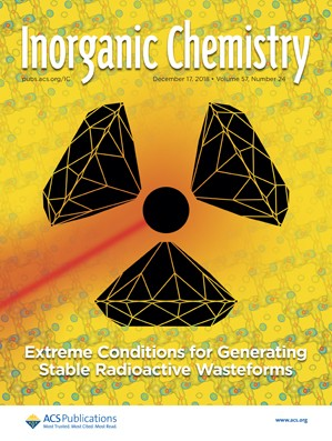 Inorganic Chemistry: Volume 57, Issue 24