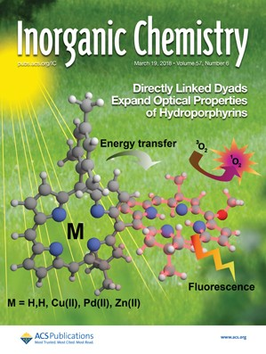 Inorganic Chemistry: Volume 57, Issue 6