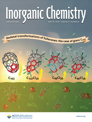Inorganic Chemistry: Volume 57, Issue 8