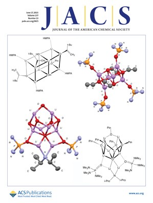 Journal of the American Chemical Society: Volume 137, Issue 23