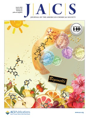 Journal of the American Chemical Society: Volume 140, Issue 22