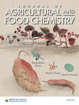 Journal of Agricultural & Food Chemistry: Volume 67, Issue 22