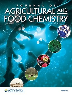 Journal of Agricultural and Food Chemistry: Volume 68, Issue 14