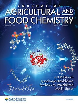 Journal of Agricultural & Food Chemistry: Volume 68, Issue 1