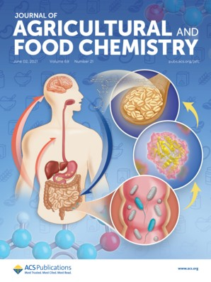 Journal of Agricultural and Food Chemistry: Volume 69, Issue 21