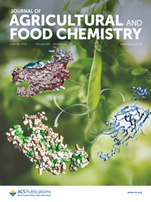 Journal of Agricultural and Food Chemistry: Volume 69, Issue 22
