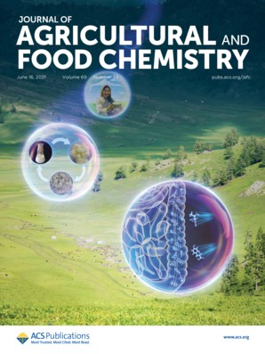 Journal of Agricultural and Food Chemistry: Volume 69, Issue 23