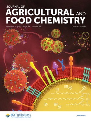 Journal of Agricultural and Food Chemistry: Volume 69, Issue 36