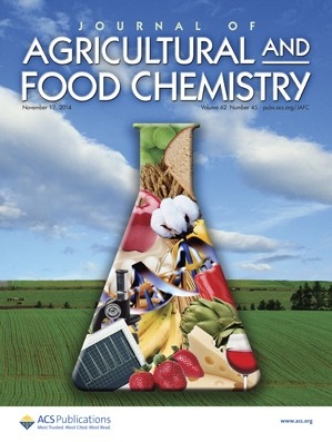 Journal of Agricultural and Food Chemistry: Volume 62, Issue 45