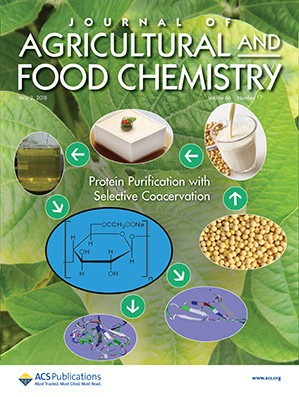 Journal of Agricultural and Food Chemistry: Volume 66, Issue 17