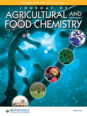 Journal of Agricultural and Food Chemistry: Volume 66, Issue 21