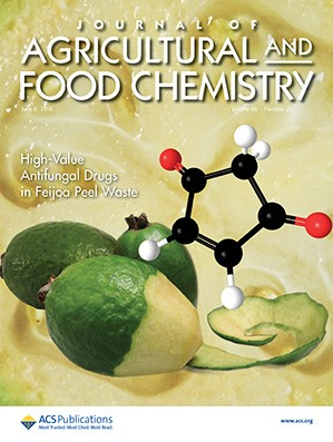 Journal of Agricultural and Food Chemistry: Volume 66, Issue 22