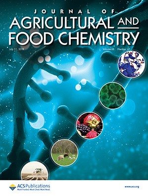 Journal of Agricultural and Food Chemistry: Volume 66, Issue 27