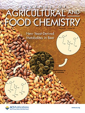 Journal of Agricultural and Food Chemistry: Volume 66, Issue 28