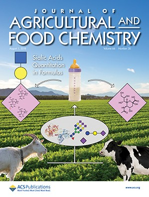 Journal of Agricultural and Food Chemistry: Volume 66, Issue 30