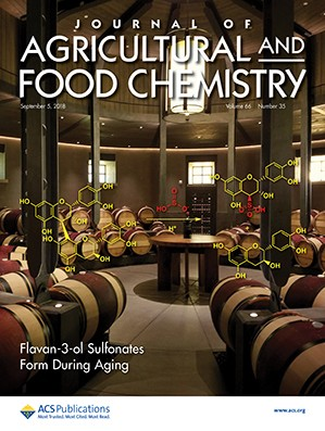 Journal of Agricultural and Food Chemistry: Volume 66, Issue 35