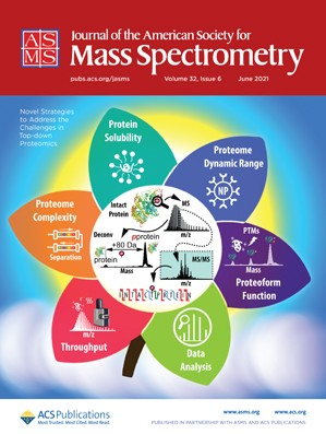Journal of the American Society for Mass Spectrometry: Volume 32, Issue 6