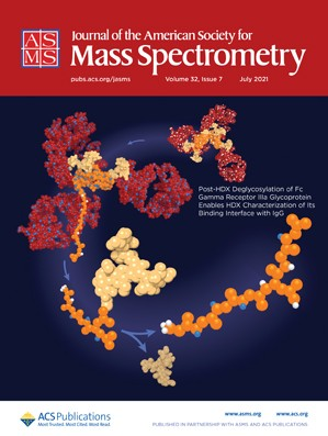 Journal of the American Society for Mass Spectrometry: Volume 32, Issue 7