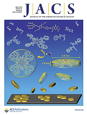 Journal of the American Chemical Society: Volume 132, Issue 13