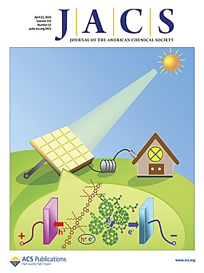 Journal of the American Chemical Society: Volume 132, Issue 15
