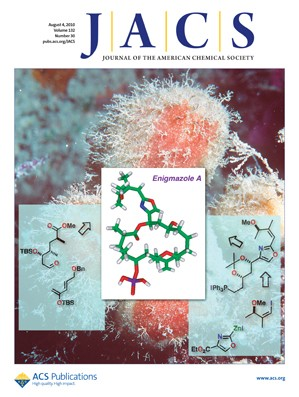 Journal of the American Chemical Society: Volume 132, Issue 30