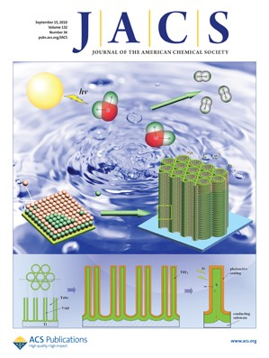 Journal of the American Chemical Society: Volume 132, Issue 36