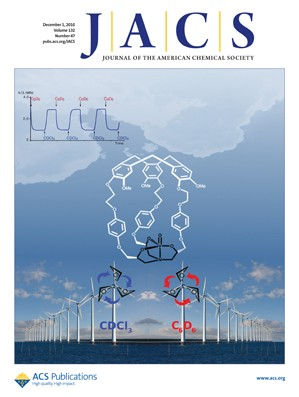 Journal of the American Chemical Society: Volume 132, Issue 47
